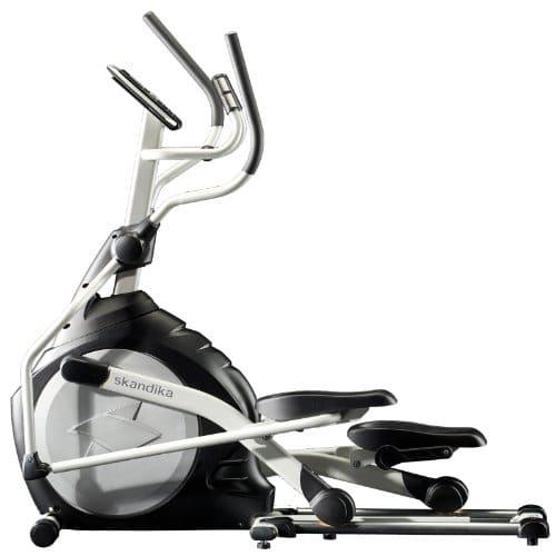 41UsGM2BWK7L - skandika Crosstrainer CardioCross Carbon Pro SF-3200