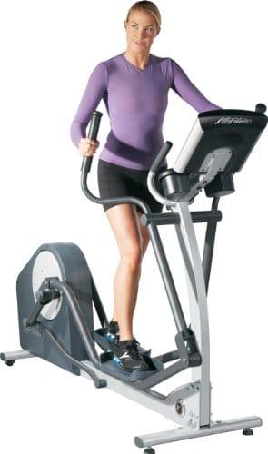 41 2qKDqPVL - Life Fitness Crosstrainer E1 Go